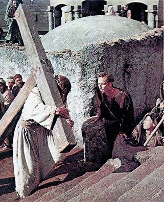 Ben-Hur-y-Jesus-con-la-cruz