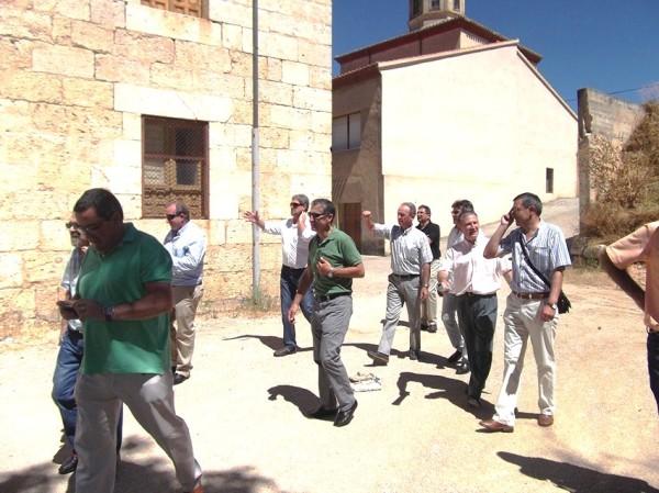 Exseminaristas Burgo de Osma agosto 2012 d