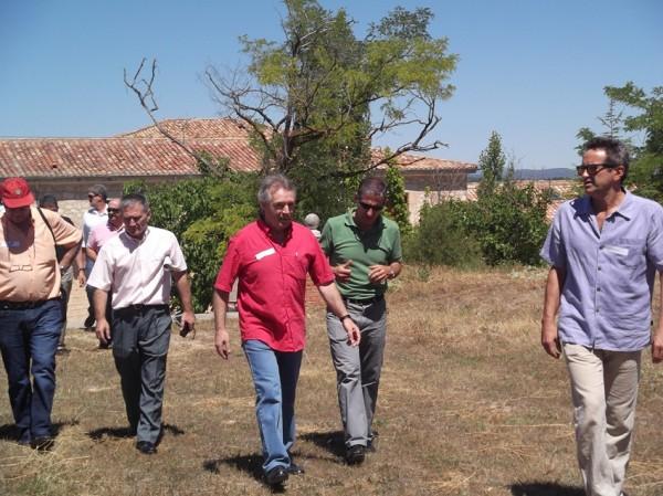 Exseminaristas Burgo de Osma agosto 2012 e