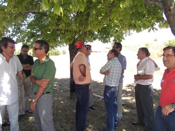 Exseminaristas Burgo de Osma agosto 2012 f