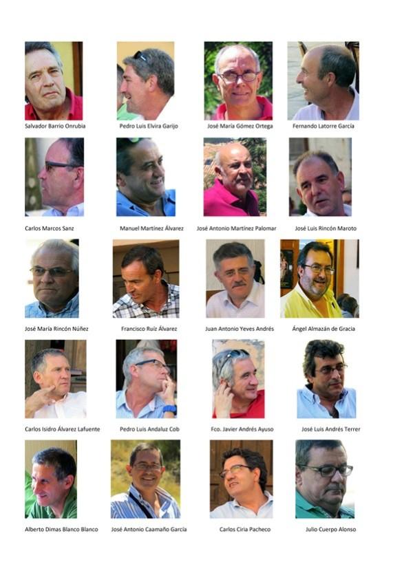 Exseminaristas Burgo de Osma agosto 2012 g
