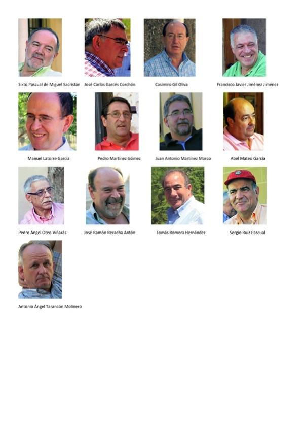 Exseminaristas Burgo de Osma agosto 2012 h