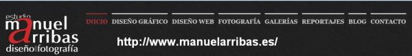 Manuel Arribas web