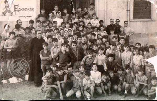 Seminaristas del Burgo de Osma en Vinuesa