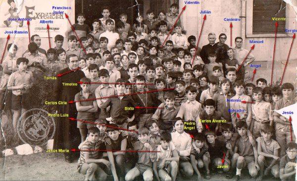 Seminaristas-1970-en-Vinuesa