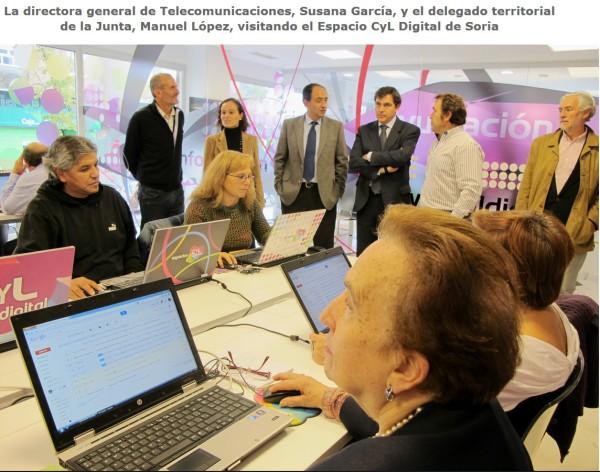 Espacio CyL Digital en Soria 1