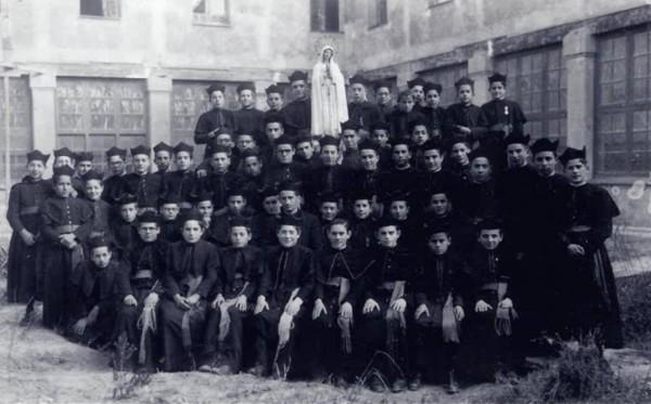 Seminaristas del Burgo de Osma 0