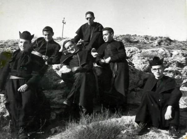 Seminaristas del Burgo de Osma 02