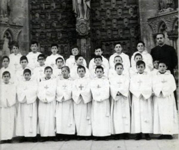 Seminaristas del Burgo de Osma 03