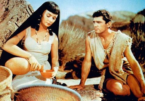 Sinuhé-del-egipcio-y-su-amada