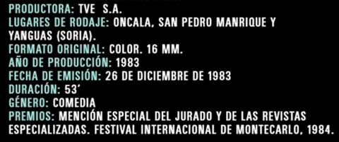 Datos tecnicos de Total, Jose Luis Cuerda