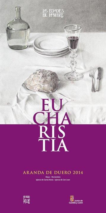 Eucharistia_Arandadeduero_edades_del_hombre_cartel