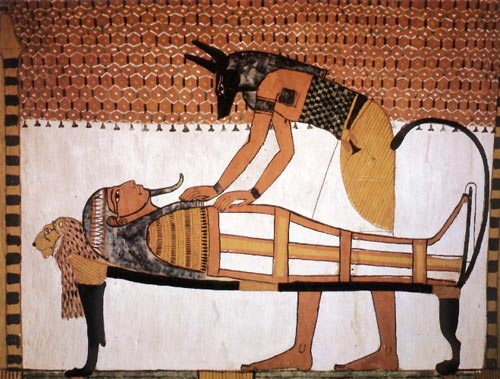 momificacion egipcia