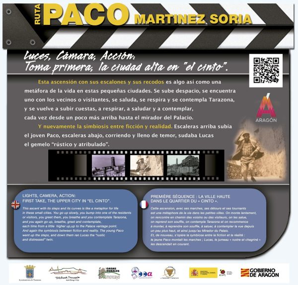 Movie-maps_Ruta_Paco_Martinez_Soria_-en_Tarazona_TOMA_PRIMERA