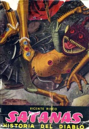 Satanas_historia del diablo_Vicente_Risco
