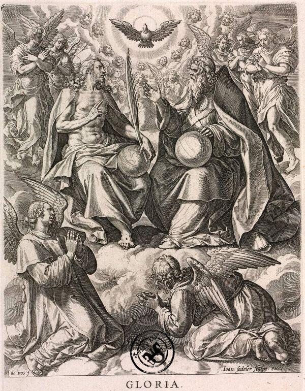 Cisto-y-Dios-Padre-en-la-Gloria---VIRTUTES-IESU-CHRISTI,-FILLI-DEI-VIVI--Martin-de-Vos