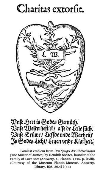 Emblema de la Familia Charitatis