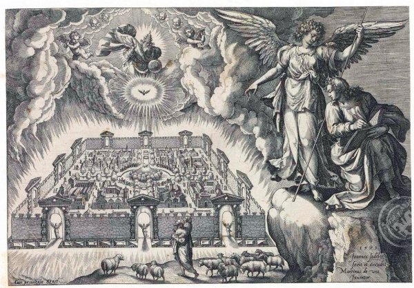 Jerusalen-Celeste-y-San-Juan-en-Apocalipsis-de-Martin-de-Vos