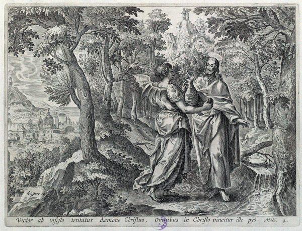 Tentaciones-de-Cristo-por-Martin-de-Vos