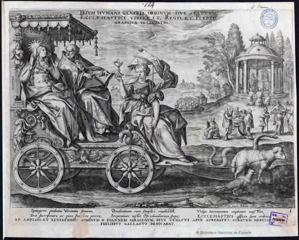 Trium-humani-generis-ordinum-1,-Martin-de-Vos