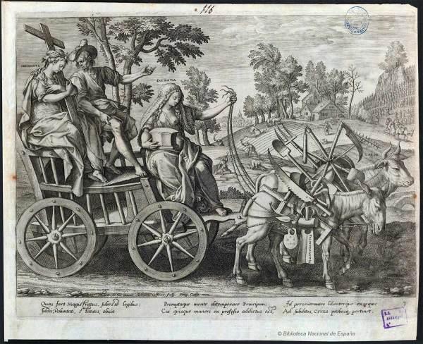 Trium-humani-generis-ordinum-3-Martin-de-Vos