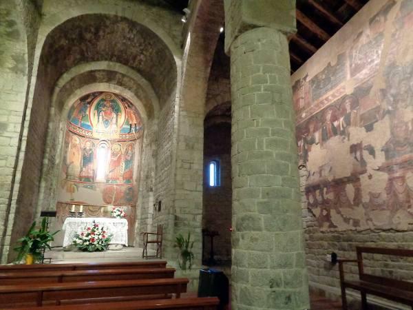Santa Maria de Taull romanico