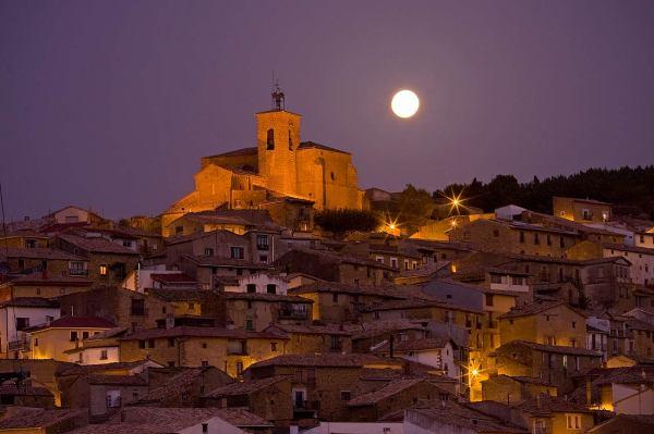 Aibar. Portada de La Magdalena en Tudela. Foto Turismo Reyno de Navarra: Patxi Uriz fotógrafo