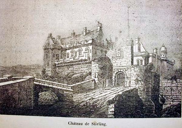 Castillo-de-Stirling-grabado