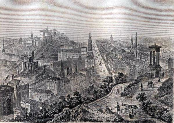 Edimburgo-grabado-1