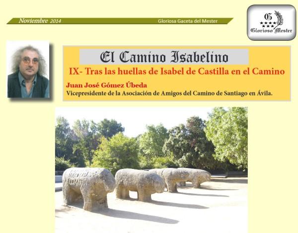 Camino Isabelino_Juan_Jose_Gomez_Ubeda