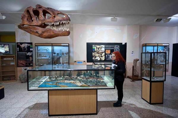Museo de Salas de los Infantes. Foto: Miguel Muñoz Romero