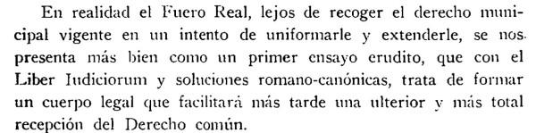 Fuero Real de Alfonso X